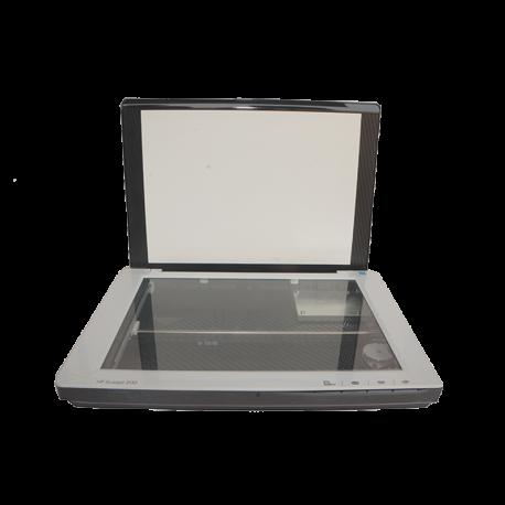 Scanner Scanjet HP 200 flatbed